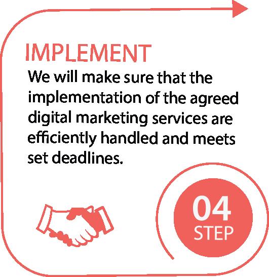 implement - Marketing Beku