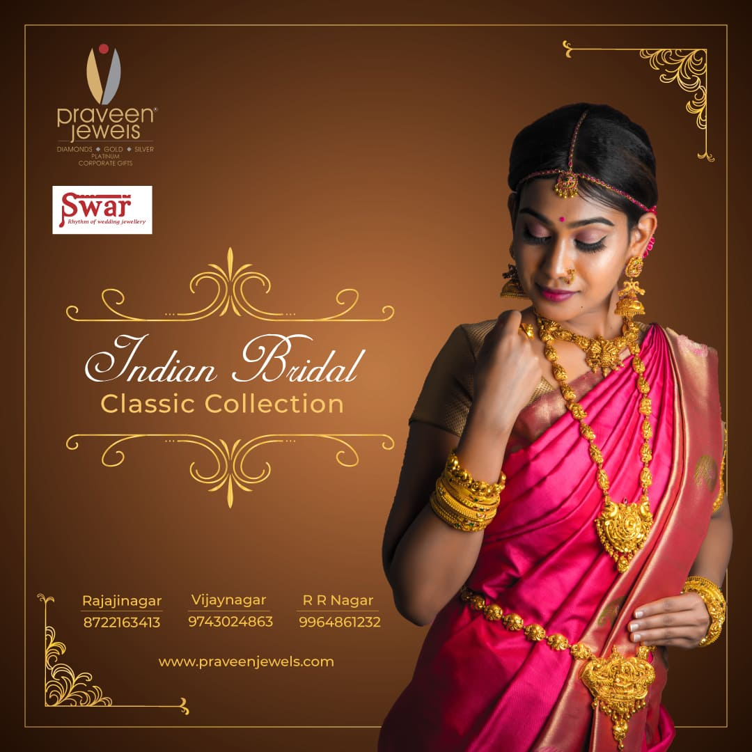 Bridal Collection Jewellery Creative